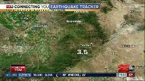 Tehachapi 3.5 magnitude earthquake [Video]