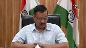 Arvind Kejriwal confirms 91 fresh COVID-19 cases in last 24hrs in Delhi [Video]