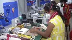 Noida based startup prst effective portable ventilators [Video]