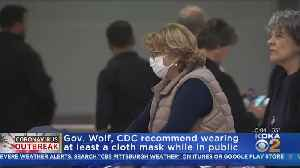 Wearing Masks Can Help Prevent The Spread Of Coronavirus [Video]