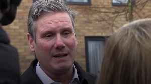 Sir Keir Starmer announced as new Labour leader [Video]