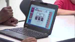 Geauga County special education teacher takes her classroom digital [Video]