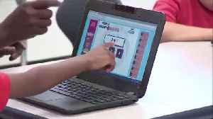 Local special education teacher takes her classroom digital [Video]