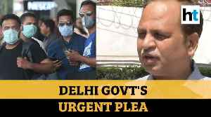 'Need 50,000 PPE kits urgently': Delhi Health Minister to Centre [Video]