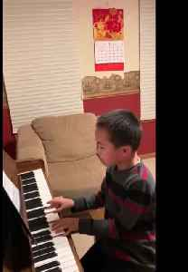 Student musicians virtually celebrate Easter with the elderly [Video]