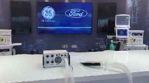Ford preparing to make 50,000 ventilators in 100 days for hospitals amid COVID-19 pandemic [Video]