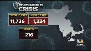 Coronavirus Cases: Massachusetts Reaches Total Of 11,736 Cases, 216 Deaths [Video]