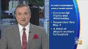 Arnold Palmer Regional Airport Suspends Commercial Flights [Video]