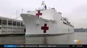 Coronavirus Update: 22 Patients Being Treated On USNS Comfort [Video]