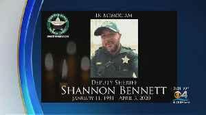 Veteran BSO Deputy Shannon Bennett Dies From Coronavirus [Video]
