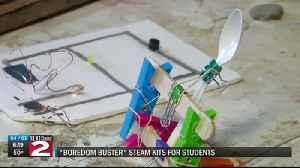 """Boredom Buster Steam Kits"" [Video]"