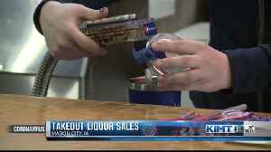 Takeout liquor is just a call away in Iowa [Video]