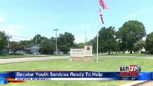 Decatur Youth Services ready to help [Video]