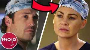 Top 10 Details in Grey's Anatomy You Never Noticed [Video]