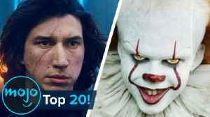 Top 20 Best Movie Villains of the Century So Far [Video]