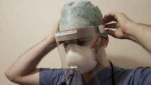 Medical face shield designed by UW-Madison engineers, design firm being made globally [Video]