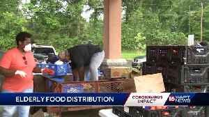 Local leaders, volunteers help the elderly in Edwards [Video]