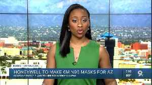 Honeywell to produce over 6 million N95 masks for the state [Video]