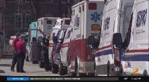 Coronavirus Update: Out-Of-Town Paramedics Travel To New York To Help During Pandemic [Video]