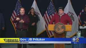 Pritzker Takes Issue With Federal Government's Leadership On COVID-19 [Video]