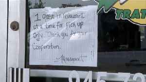 Cape Coral restaurants participate in Take-Out-Weekend [Video]