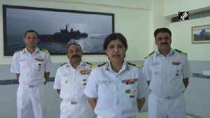 COVID-19 Indian Navy trains non-medical staff for emergency [Video]