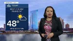 Milwaukee weather Sunday: Mostly sunny with highs around 50 [Video]