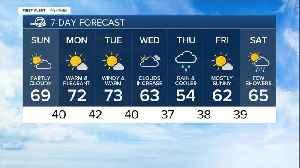 Sunday morning forecast [Video]