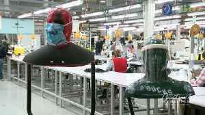One Milwaukee business goes from making mascots to masks [Video]