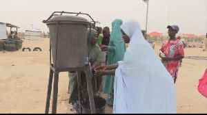 Nigeria: Aid workers warn 2 million displaced at risk of COVID-19 [Video]