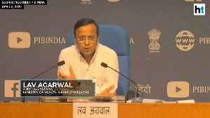 Govt On Covid-19 Situation [Video]