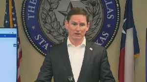 Dallas County Judge Clay Jenkins Provides Update On COVID-19 Response [Video]