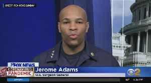 U.S. Surgeon General Warns Of Grim Week Ahead [Video]
