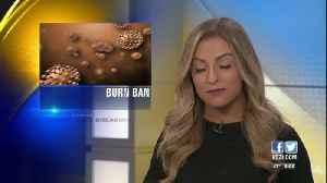 LRAPA ISSUES COUNTY-WIDE BURN BAN [Video]