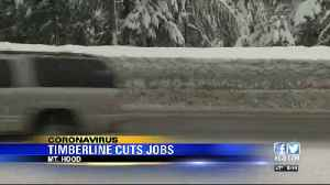 TIMBERLINE LODGE LAYS OFF HUNDREDS AMID VIRUS OUTBREAK [Video]