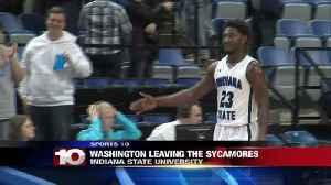Washington leaving the Sycamores [Video]