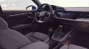 The new Audi A3 Sportback Interior Design [Video]
