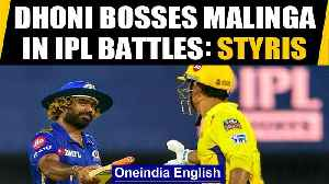 MS DHONI OWNS LASITH MALINGA IN IPL BATTLES BETWEEN CSK & MI: SCOTT STYRIS | Oneindia News [Video]