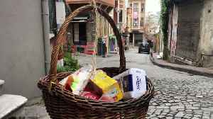 'Solidarity Basket' In Turkey Supplies Food For Those In Need