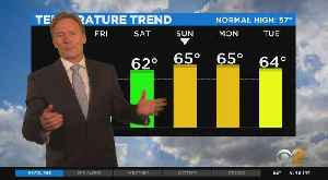New York Weather: CBS2 6:30 p.m. Forecast [Video]