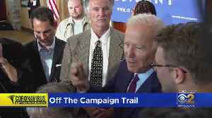 Candidates Off The Campaign Trail During Coronvirus Crisis [Video]