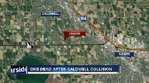 ISP: Two vehicle crash in Caldwell leaves one dead and three injured [Video]