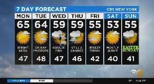 New York Weather: CBS2 11 p.m. Forecast [Video]