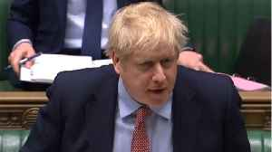 Boris Johnson In Hospital Due To COVID-19 [Video]