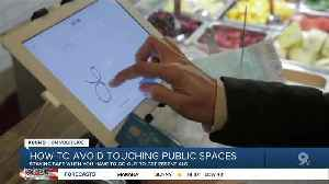Consumer Reports: How to avoid touching public spaces [Video]