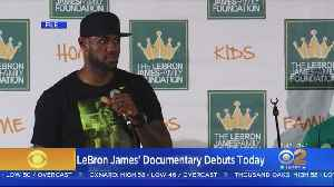 LeBron James Documentary Debuts On Quibi [Video]