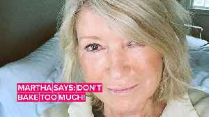 Martha Stewart gives out strict beauty rules for quarantine [Video]