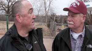 Firefighter Saves the Life of a Retired Firefighter During Medical Emergency at OKC Zoo [Video]