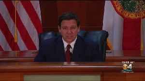 Florida Gov. Ron DeSantis Holds Coronavirus Roundtable [Video]