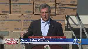 Coronavirus Delaware: Gov. Carney Says State Is Bracing For Surge In COVID-19 Cases [Video]